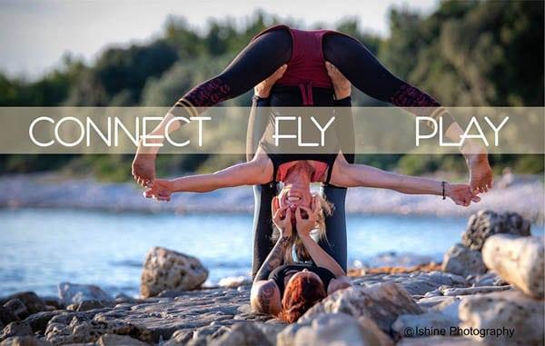 """Acro Yoga Intro Nachmittag """"All Ages & Sizes"""