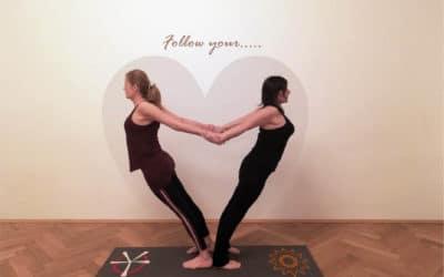 Workshop Yoga zu Zweit