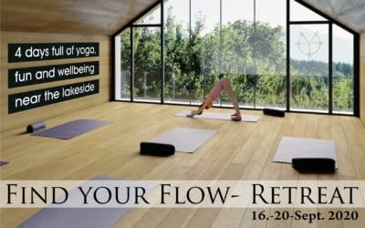 Yoga Retreat am Wörthersee – Find Your FLOW